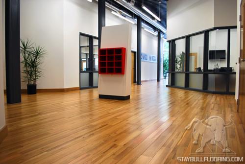 Recycled White Oak Flooring