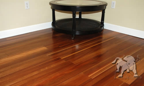 Staybull® Padauk Flooring