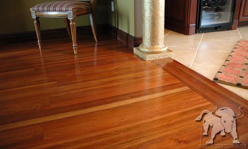 Staybull® Brazilian Cherry Flooring