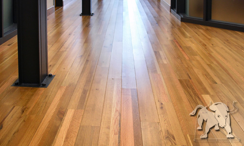 Recycled White Oak Flooring