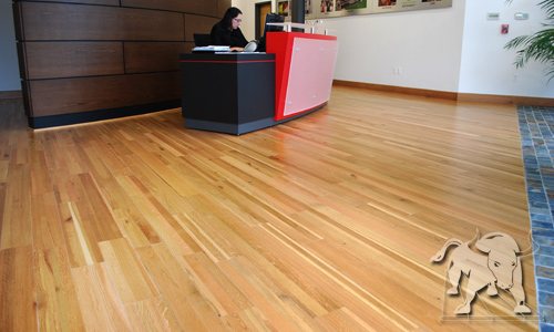 Oak Green Flooring