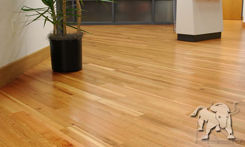 Recycled Oak Floor