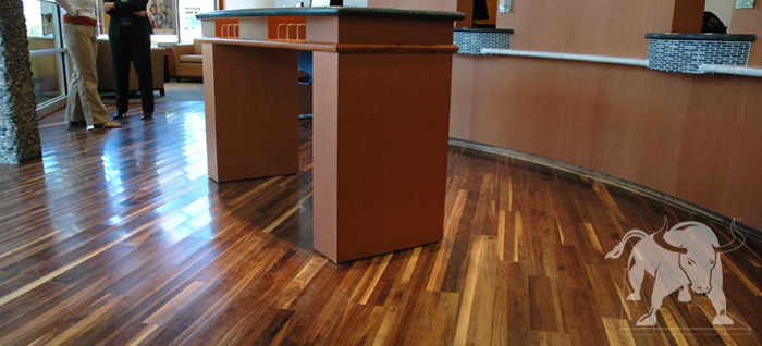 Black Walnut Staybull Flooring®