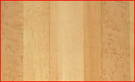 recycled Bird's Eye Maple Flooring