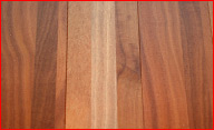 recycled Makore African Cherry Flooring
